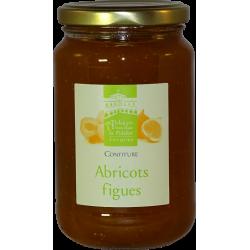 Confiture abricots et...