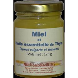 Miel et huile essentielle...