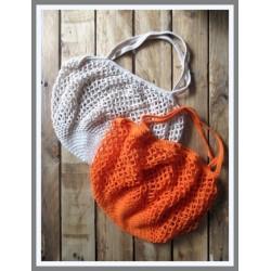Ecobag, handmade shopping...